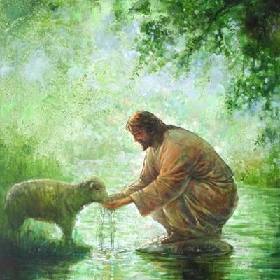 gentle Jesus 4